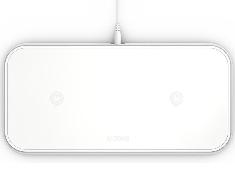 Зарядное устройство Zens Dual ZEDC04W/00