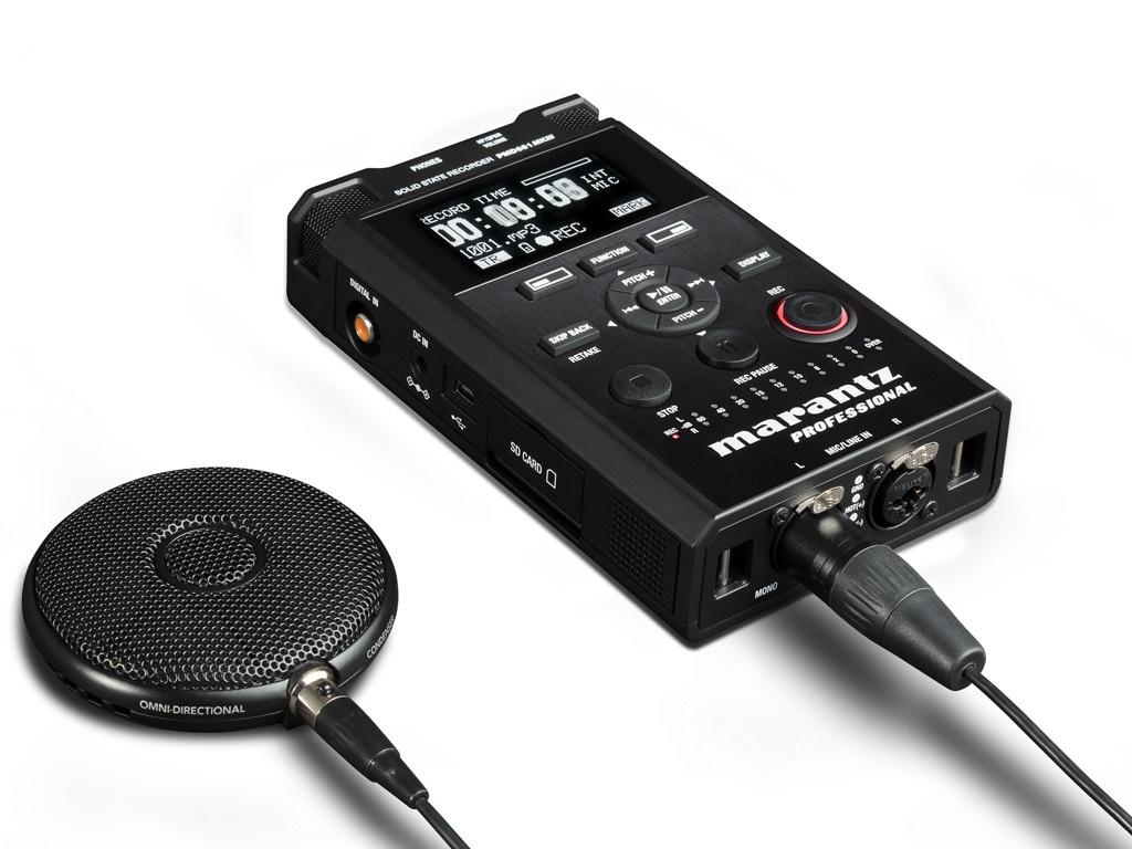 Диктофон Marantz Professional PMD661 MKIII MCI56944