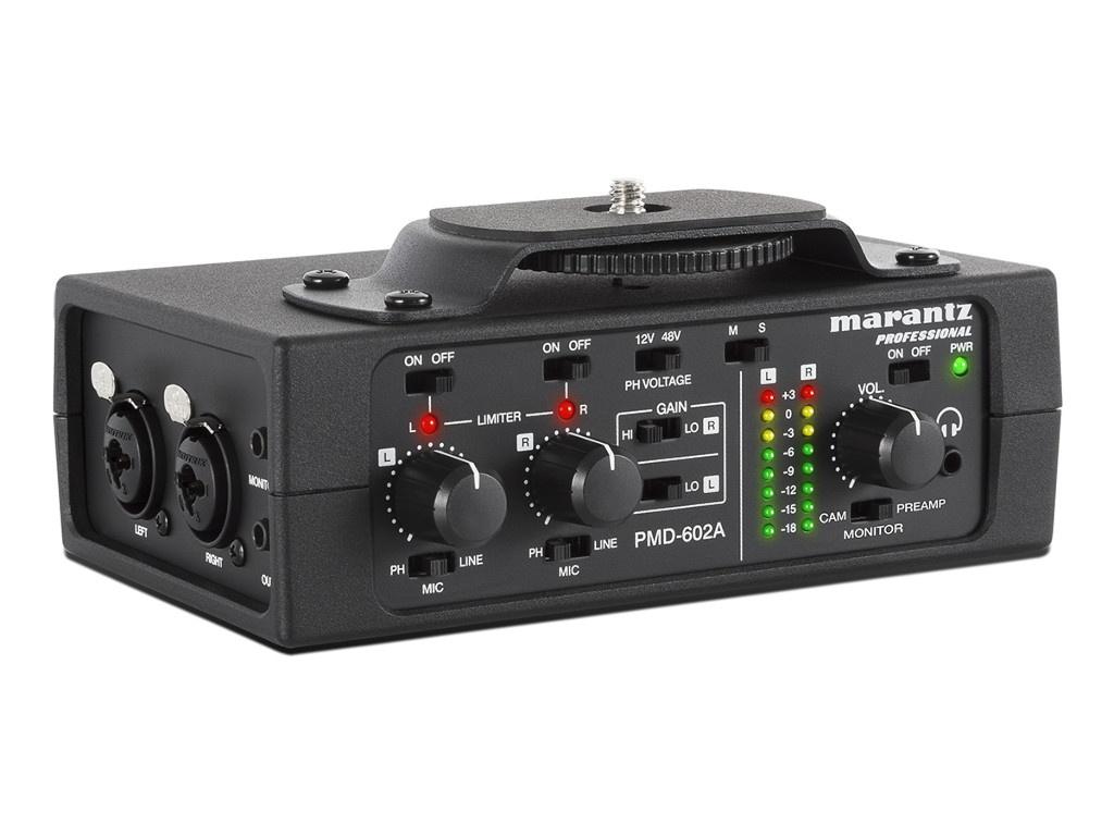 Диктофон Marantz Professional PMD602A MCI56946