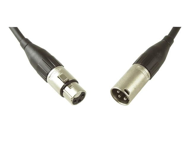 Шнур микрофонный Axelvox XLR - Cable 10m MCI55589
