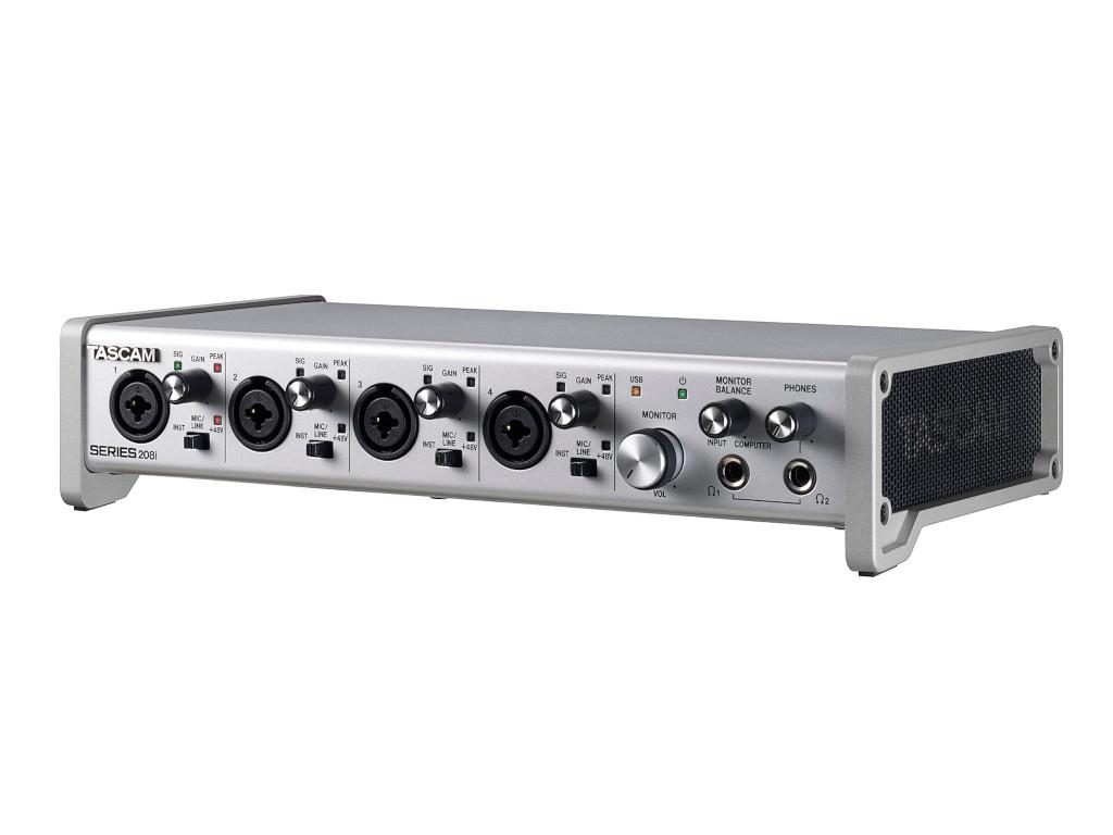 Звуковая карта Tascam Series208i MCI56693