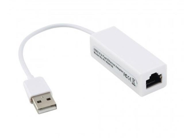 Сетевая карта KS-is USB2.0 - RJ45 LAN KS-449