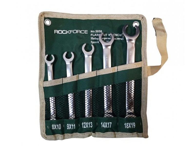 Набор ключей Rock Force RF-5058 набор ключей rock force rf 5104