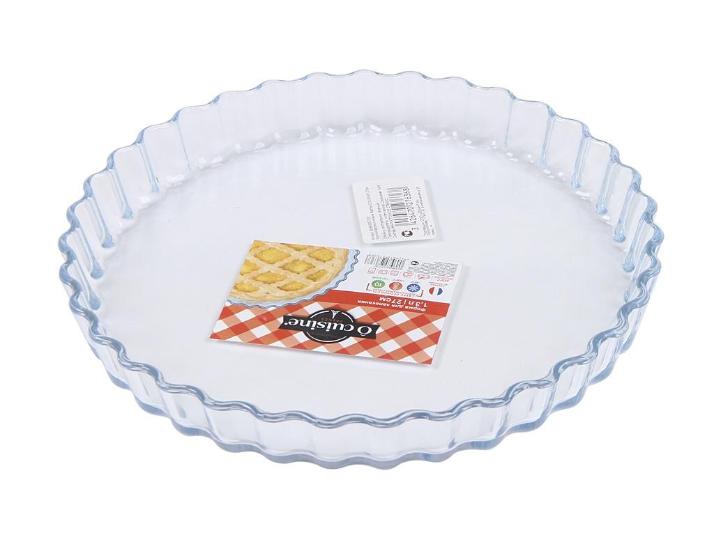 Форма с низким боротом Pyrex O Cuisine 27cm 803BN00ST/OC