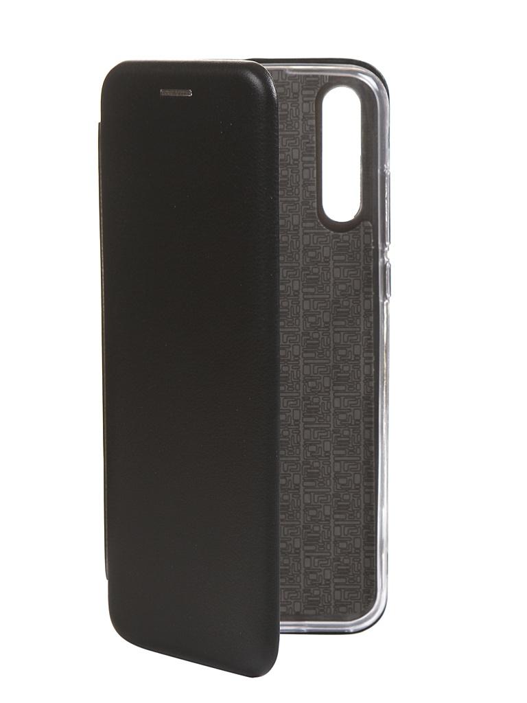 Чехол Zibelino для Huawei Y8p Book Black ZB-HUW-Y8P-BLK
