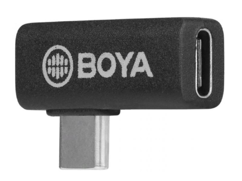 Аудиоадаптер Boya Type-C - BY-K5