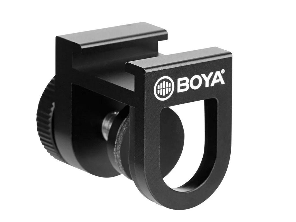 Универсальное крепление Boya BY-C12