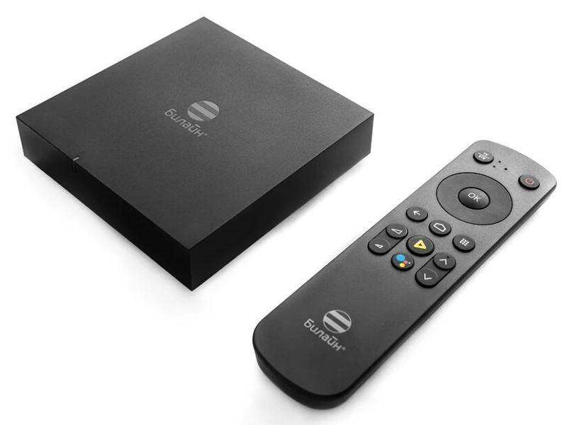 Медиаплеер Beeline IP-TV/OTT без HDD SWG2001A-A