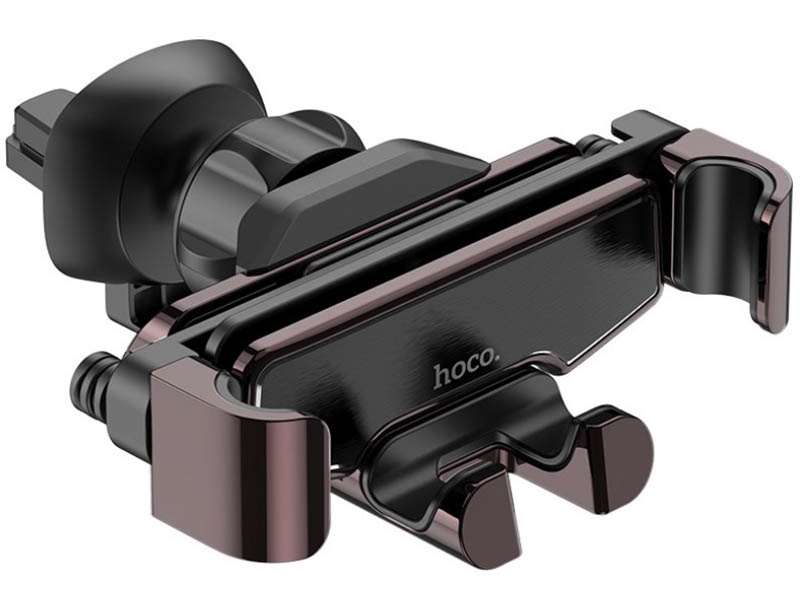 Держатель Hoco S25 Guide Black