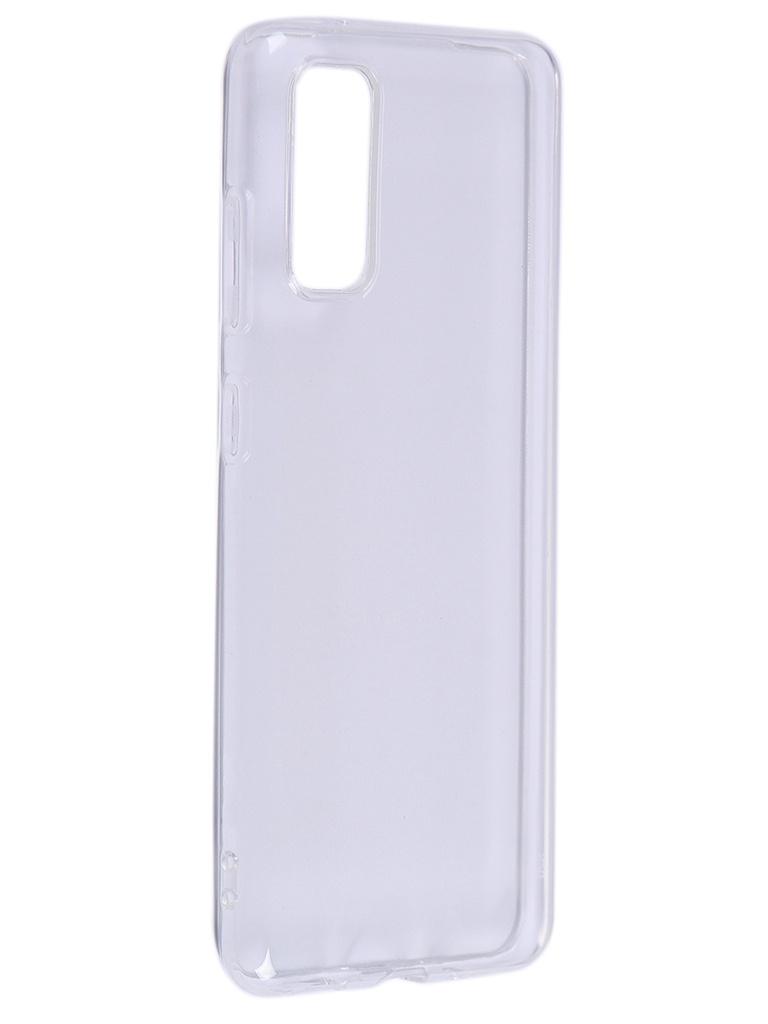 Чехол Hoco для Samsung Galaxy S20 Light Series Transparent 0L-00048706 чехол lp для samsung j5 2017 0l 00035119 черный