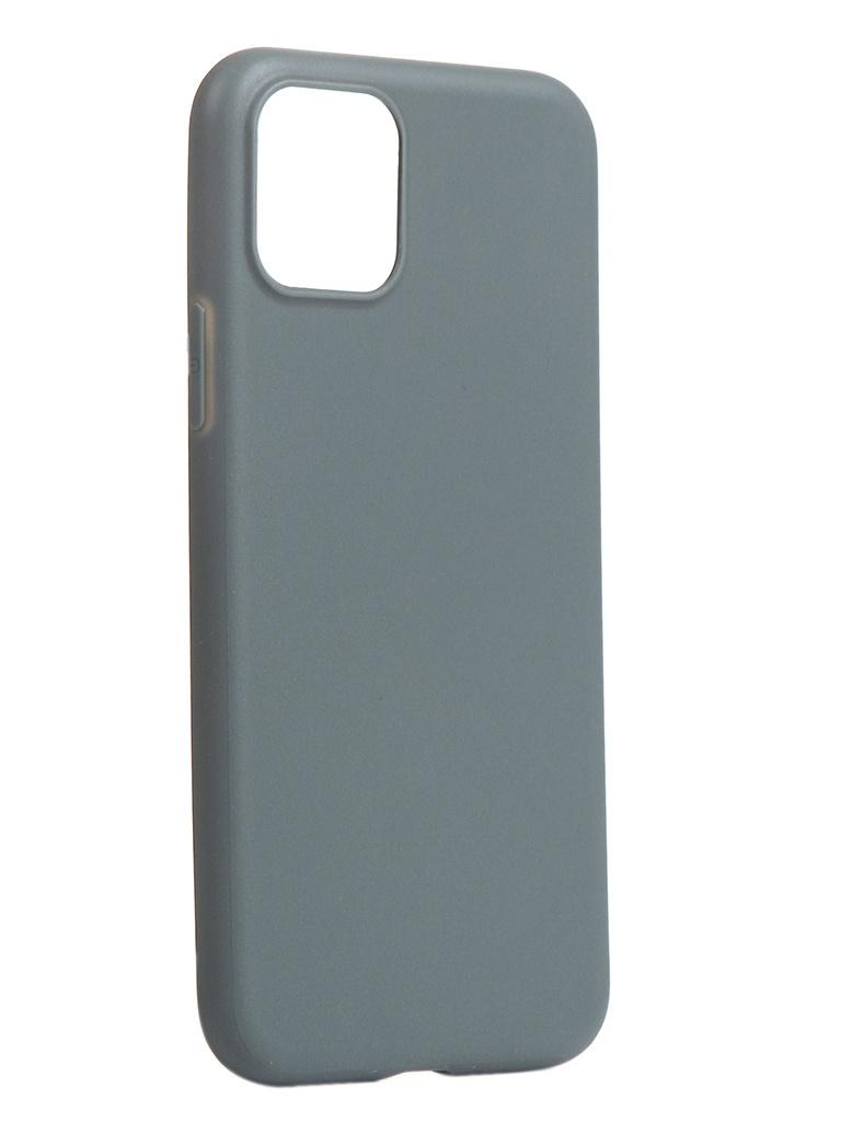 Чехол Hoco для APPLE iPhone 11 Pro Fascination Series Dark Green 0L-00045114