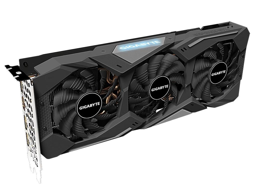 Видеокарта GigaByte GeForce GTX 1660 Super 6Gb 1785MHz PCI-E 3.0 6144Mb 14000MHz 192-bit HDMI 3xDP GV-N166SGAMING-6GD Выгодный набор + серт. 200Р!!!
