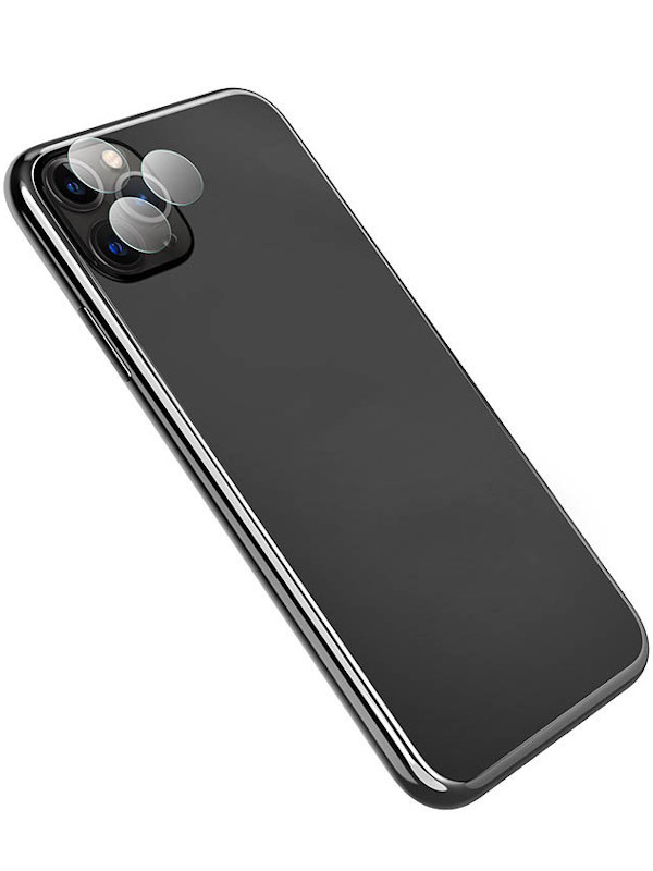 Защитная пленка Hoco для камеры APPLE iPhone 11 Pro Max Lens Flexible Tempered Film V11 Transparent 0L-00044737