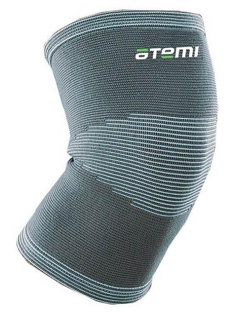 Ортопедическое изделие Суппорт колена Atemi эластичный, закрытый, размер S ANS003S