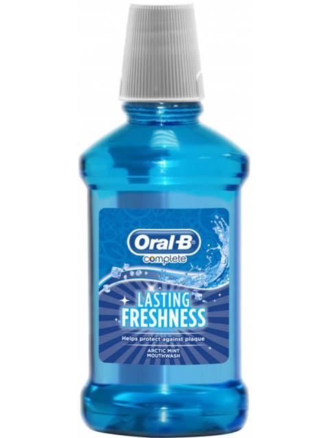 Ополаскиватель для полости рта Oral-B Last Fresh Arc Mint 250ml 8001090132017