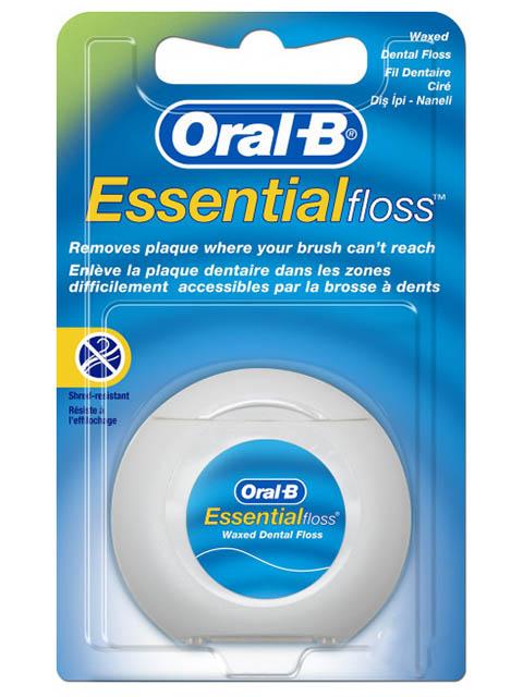 Зубная нить Oral-B Essential мятная 50m 3014260280772
