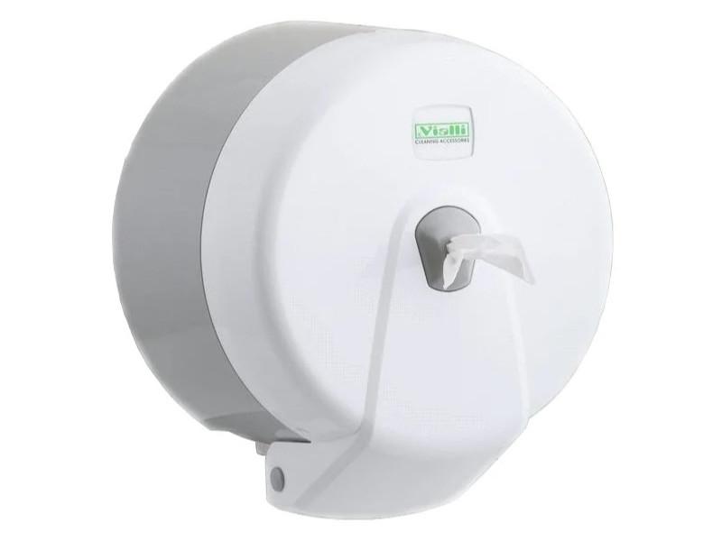 Диспенсер для туалетной бумаги Vialli K3 White