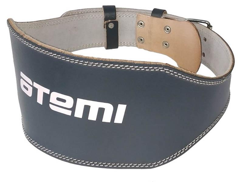Пояс тяжелоатлетический Atemi кожа 15cm размер XL AFB04XL