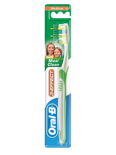 Щетка Oral-B V3-Effect Maxi Clean Medium 8888826016588