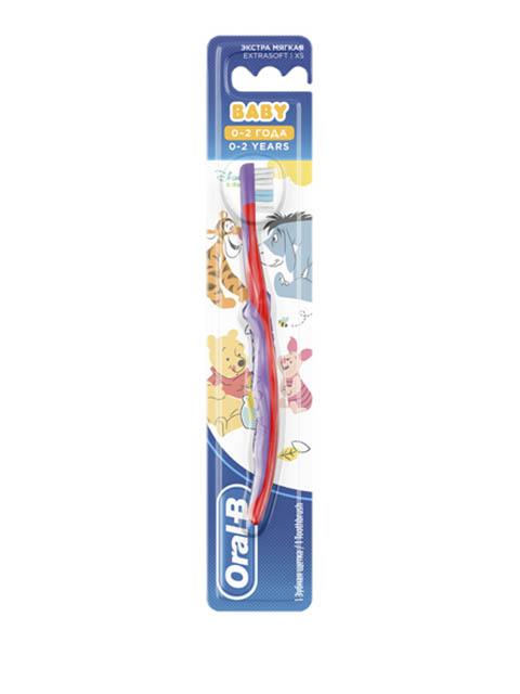 Зубная щетка Oral-B Baby 0-2 года 3014260099022