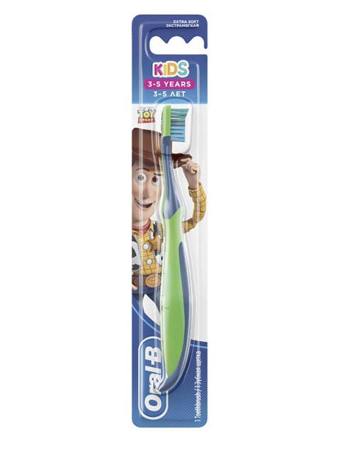 Зубная щетка Oral-B Kids Toy Story 3-5 лет 3014260103200
