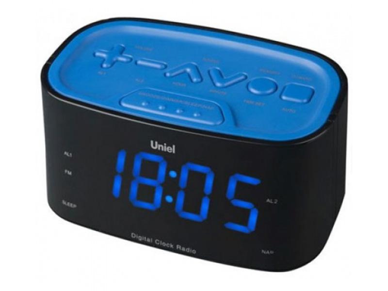 Часы Uniel UTR-33BBK