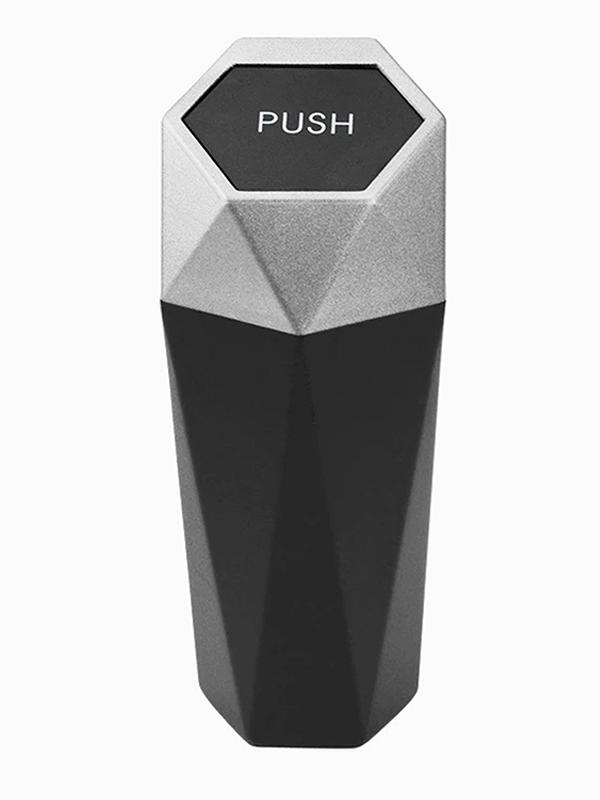 Контейнер для мусора в авто Activ Push 117111