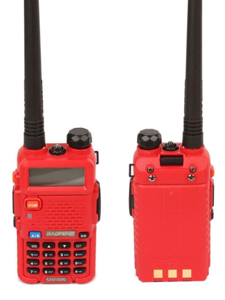 Рация Baofeng UV-5R 8W Red