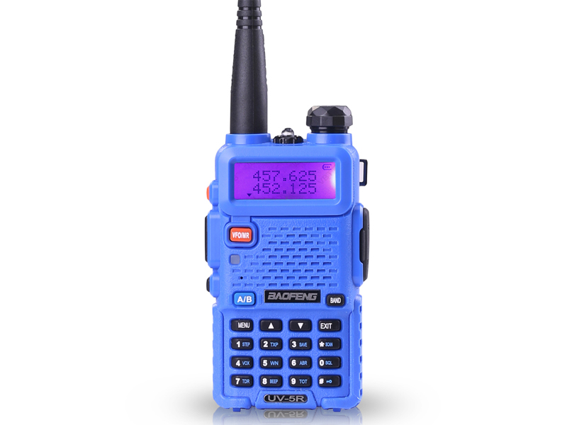 Рация Baofeng UV-5R 8W Blue