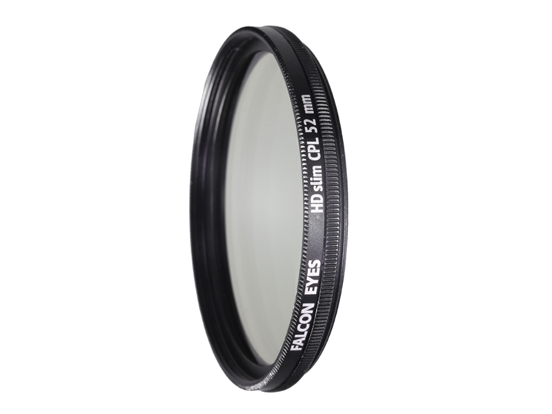Светофильтр Falcon Eyes HDslim CPL 52mm 23448