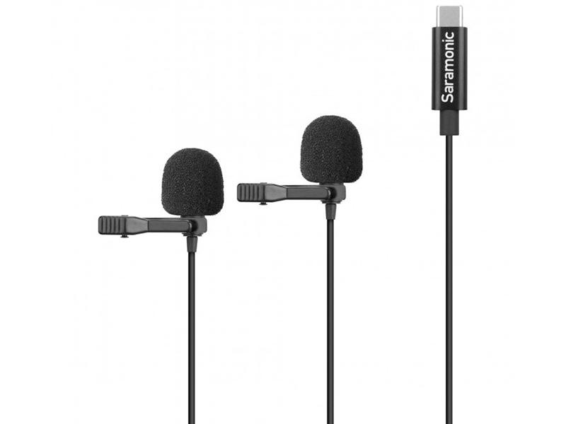 Микрофон Saramonic LavMicro U3C Type-C