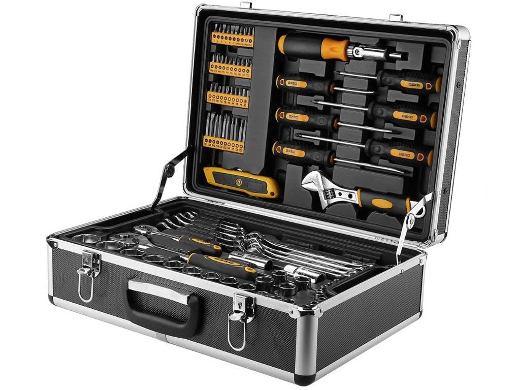 Набор инструмента Deko DKMT95 Premium 95 предметов 065-0738