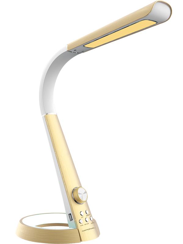 Настольная лампа National NL-89LED