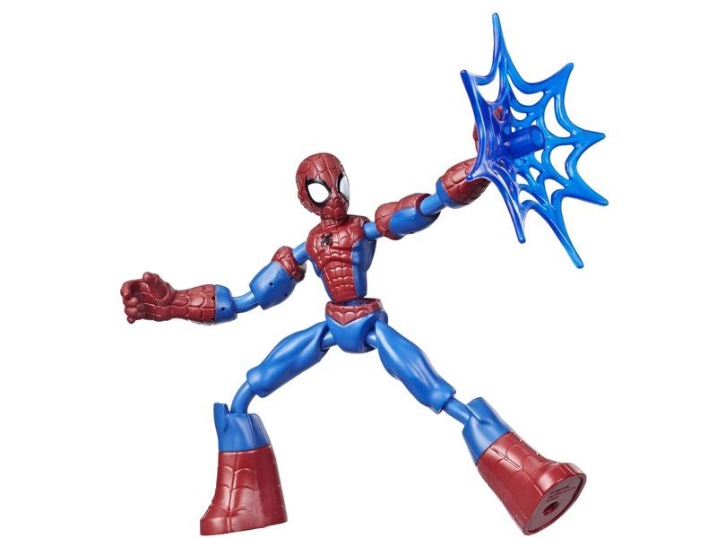 Игрушка Hasbro Spider-Man фигурка Бенди Человек Паук E76865X0