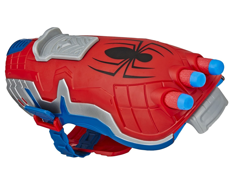 Игрушка Hasbro Nerf Spider-Man браслет Человека Паука E7328EU4