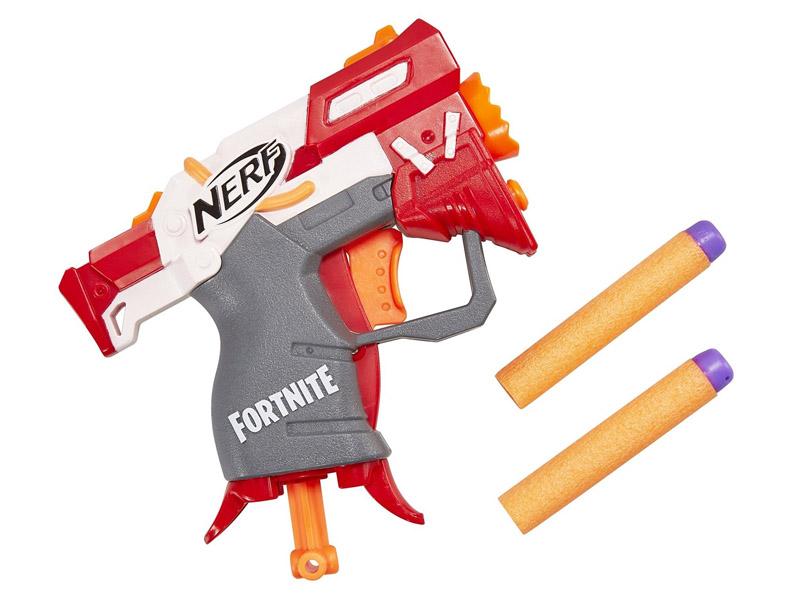 Игрушка Hasbro Nerf Фортнайт Микрошот ТС E6745ES0