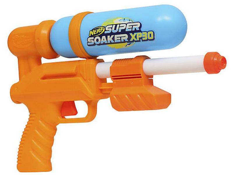Игрушка Hasbro Бластер Суперсокер XP30 E62895L0
