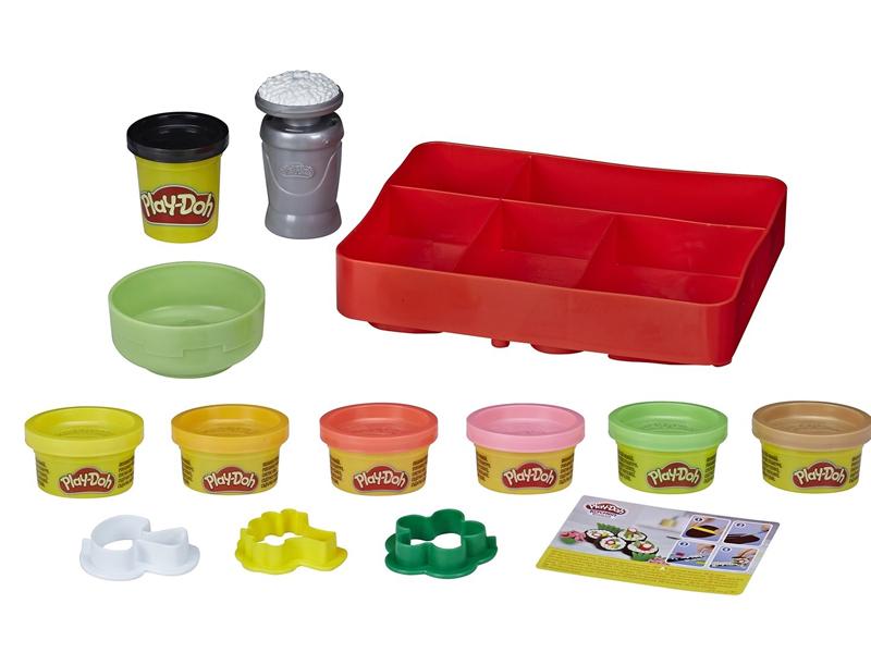 Игрушка Hasbro Play-Doh Суши E79155L0