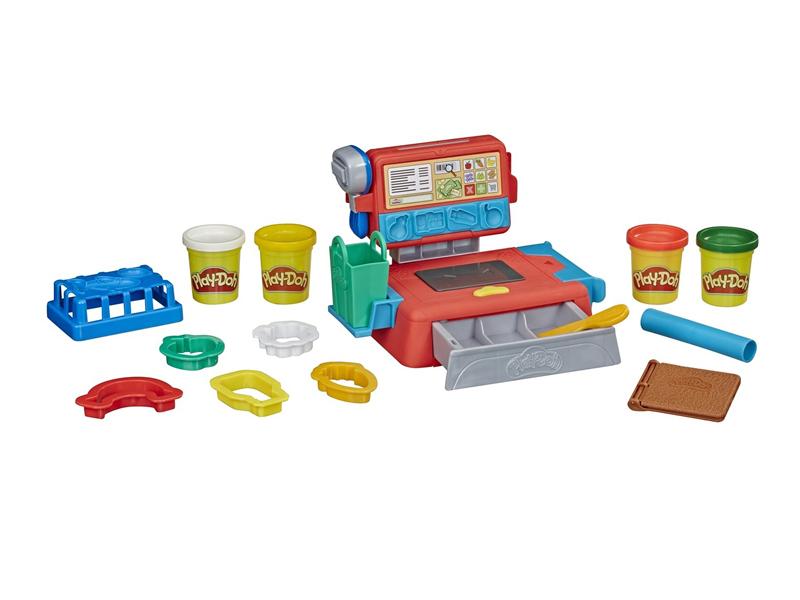 Игрушка Hasbro Play-Doh Касса E68905L0