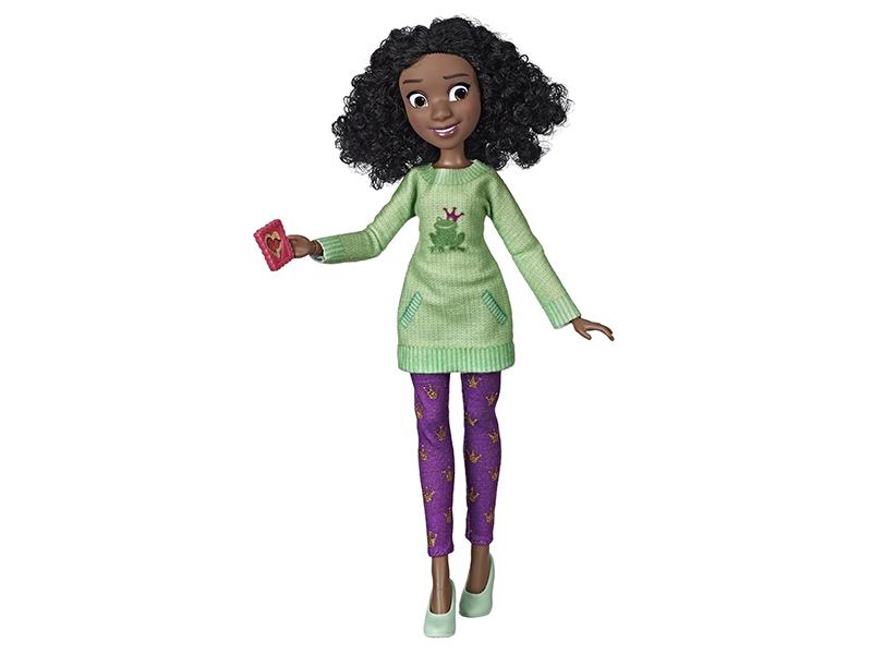 Игрушка Hasbro Кукла Принцесса дисней Комфи Тиана E8403ES0