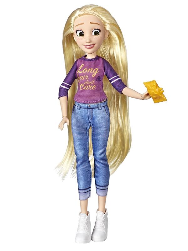 Игрушка Hasbro Кукла Принцесса дисней Комфи Рапунцель E8402ES0