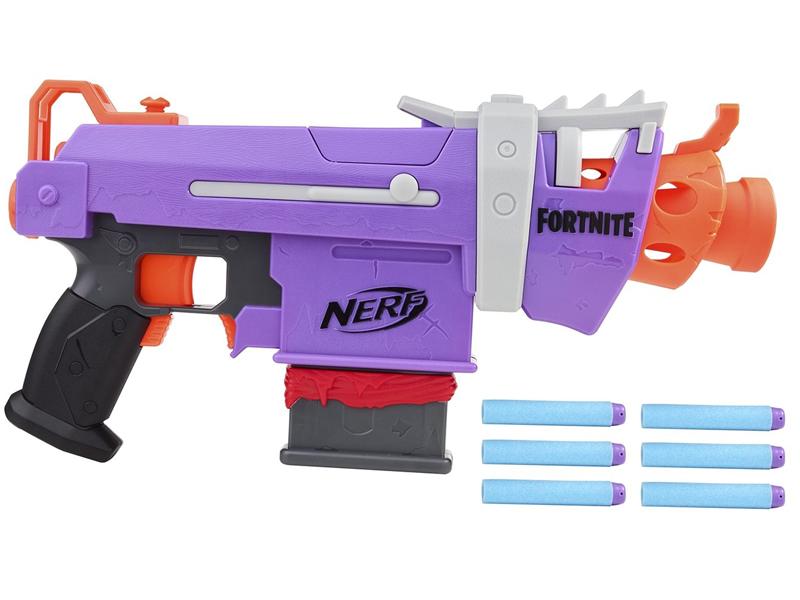 Игрушка Hasbro Nerf FN SMG E8977EU4