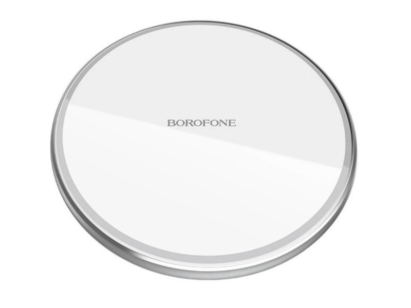 Зарядное устройство Borofone BQ3 Preference Wireless Charger Silver