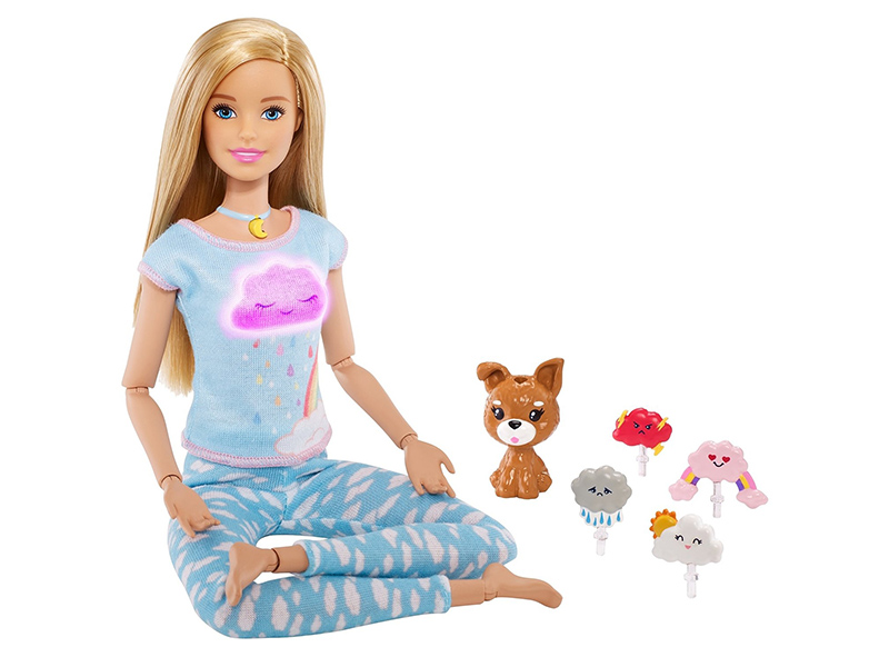 Кукла Mattel Barbie Йога GNK01