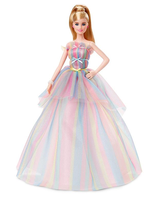Кукла Mattel Barbie Пожаления ко дню рождения GHT42