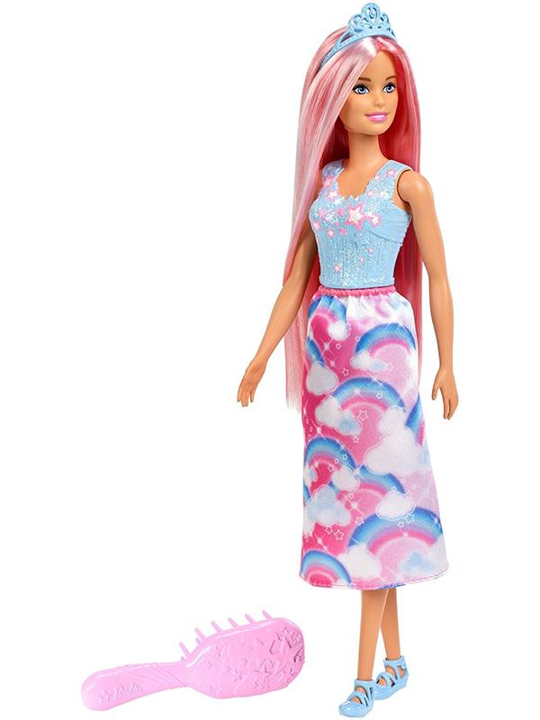 Кукла Mattel Barbie Принцесса с прекрасными волосами FXR94