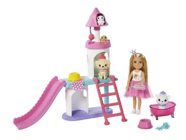 Кукла Mattel Barbie Приключения Принцессы Принцесса Челси () GML72