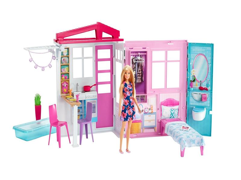 Кукольный домик Barbie FXG55