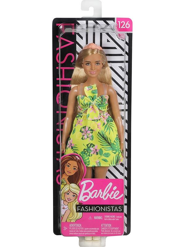 Кукла Mattel Barbie Игра с модой FXL59