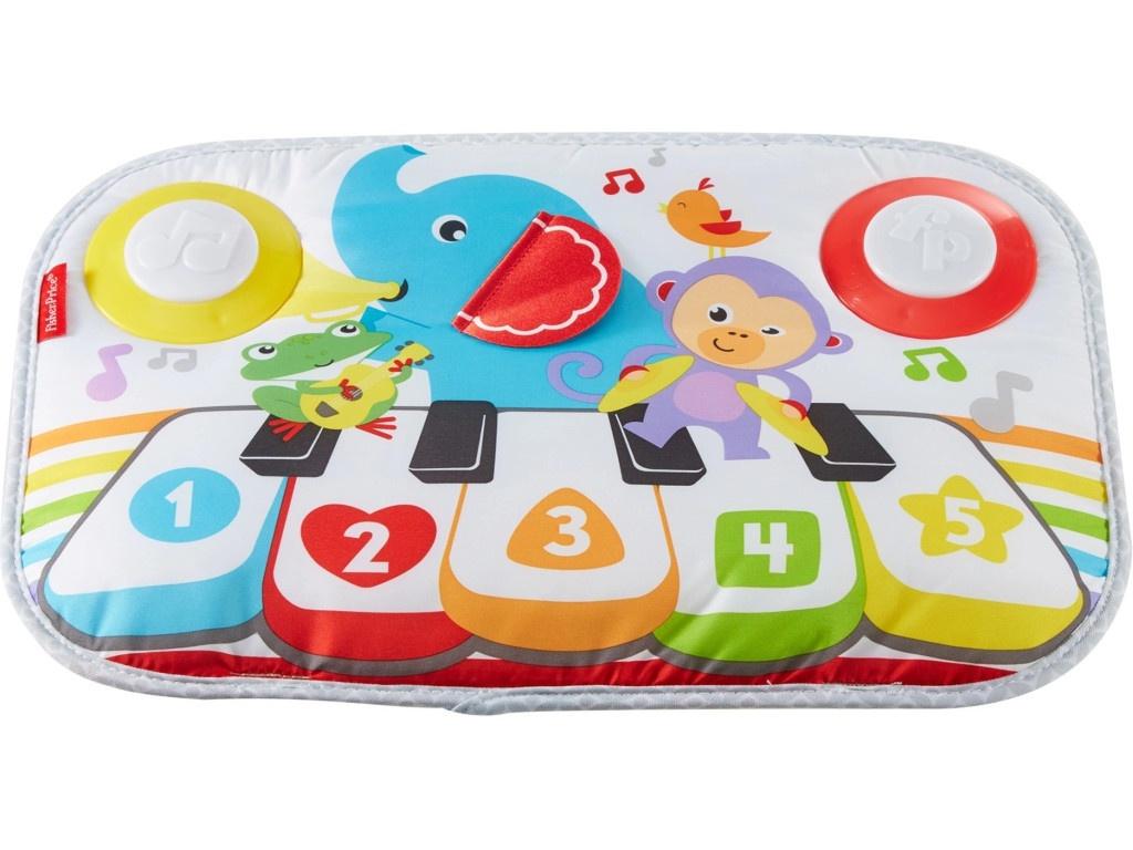 Музыкальный коврик Mattel GFJ53